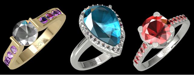 定制結婚戒指,打造唯美新娘
