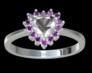 订婚戒指选择定制钻戒-宝珑网