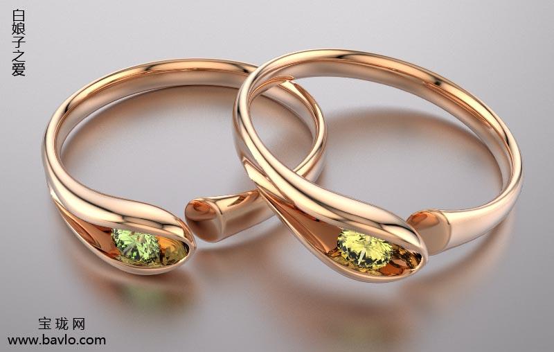 寶瓏珠寶結婚戒指