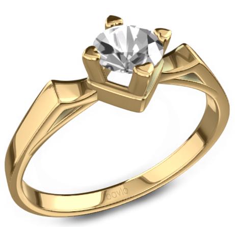 寶瓏珠寶訂婚戒指