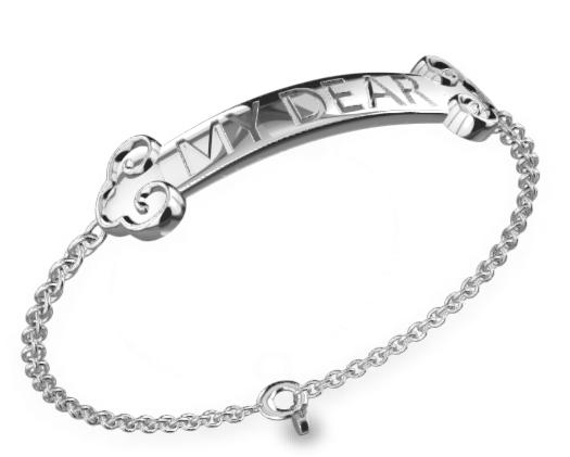 宝珑珠宝铂金手链