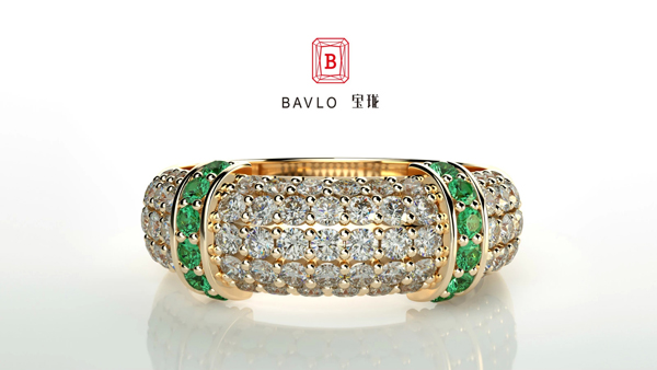 寶瓏 BAVLO 珠寶定制 珠寶設計 款式 風格